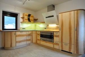 Küche mit runder Form