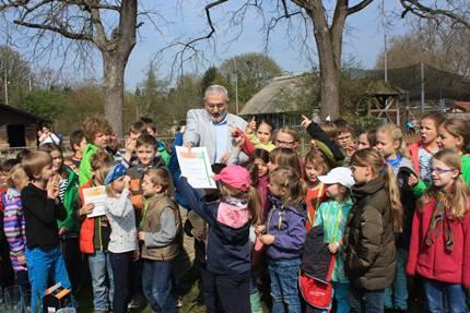 Zooschule Heidelberg Auszeichnung