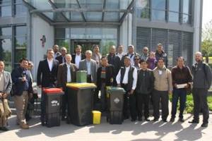 Indonesische Delegation