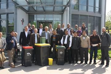 Neckar-Odenwald-Kreis: Abfallwirtschaft und Bioenergiedorf im Fokus