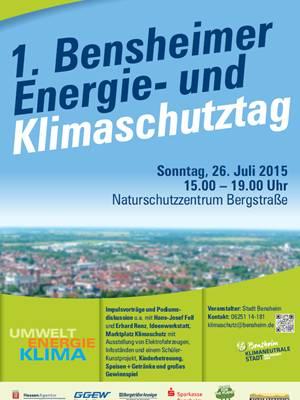 Bensheim Energie- und Klimaschutztag