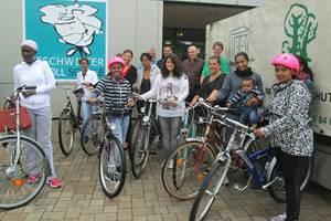 Bensheim: Fahrradkurs für Frauen mit Migrationshintergrund
