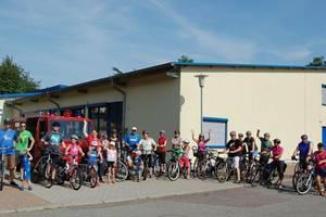 Sinsheim: Erneute Radtour Adersbach – Steinsfurt