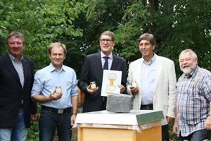 Mannheim: Seniorenprojekt produziert ersten eigenen Qualitätshonig