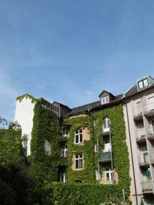 Mannheim Innenhofwand