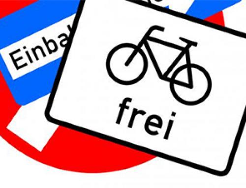 Mannheim: Öffnung der Einbahnstraßen für den Radverkehr in der Neckarstadt-West