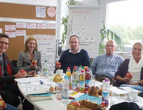 """Sinsheim – Es geht los… Projekt """"Nachhaltigkeit erleben"""""""