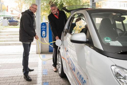 Neuer Antrieb für Elektromobilität in Speyer
