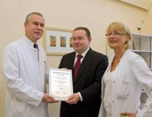 Heidelberg: Leitliniengerechte Behandlung bei Brustkrebs