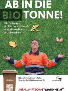 Plakat Biotonne