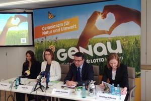 Start Umweltlotterie Hessen