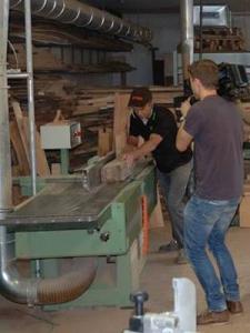 Möbelproduktion