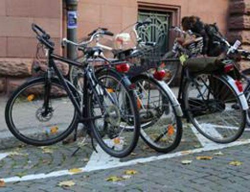 """Heidelberg: Gegen """"wildes Fahrradparken"""""""