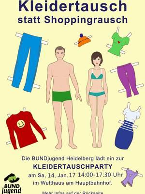Kleidertauschparty BUND