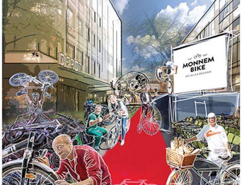 """Wer macht mit beim Festival zu """"200 Jahre Fahrrad""""?"""