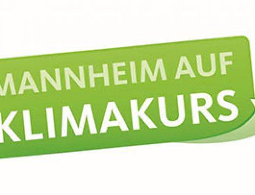 MANNHEIM AUF KLIMAKURS: Earth Hour 2017