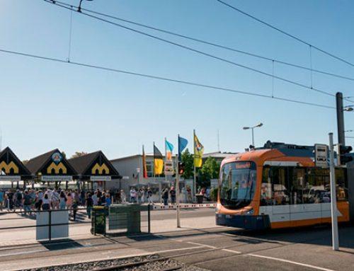 VRN und RNV präsentieren die Zukunft der Mobilität auf dem Mannheimer Maimarkt