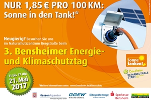 Bensheimer Klimaschutztag