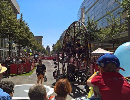 """Mannheim: """"Monnem Bike – das Festival"""" ließ die Räder rollen"""