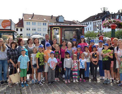 Landau: Kinder aus Tschernobyl und Shitkowitschi für dreiwöchigen Erholungsaufenthalt in der Pfalz