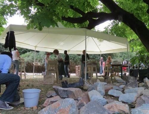 Heidelberg: Workshoptage Shona-Art im Zoo haben begonnen
