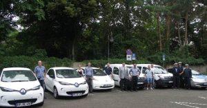 Bensheim E-Autos