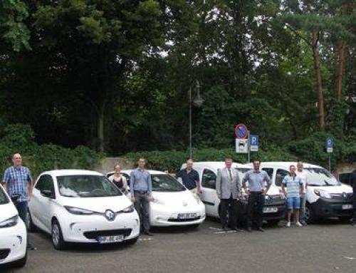 Bensheim: Seit gut einem Jahr fährt die Stadt mit klimaneutralem Strom
