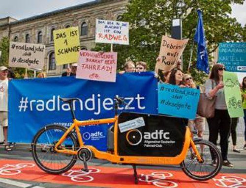 ADFC Rheinland-Pfalz: Mehr Geld für den Radverkehr