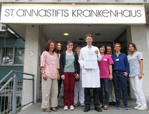 Ludwigshafen: Kinderklinik des St. Annastiftskrankenhauses erneut ausgezeichnet