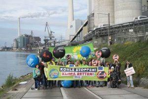 Klimaschutzaktion Mannheim