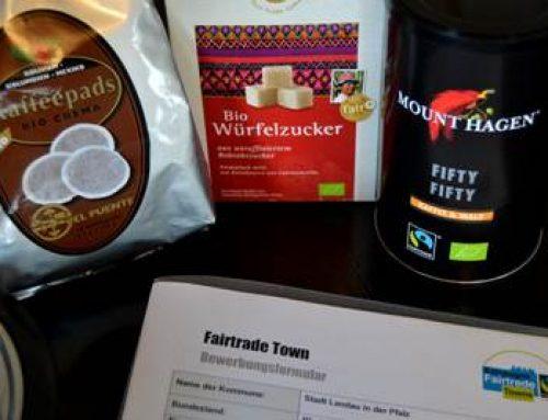 Prüfgremium bestätigt: Landau wird Fairtrade-Stadt