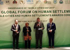 Global Green City Award