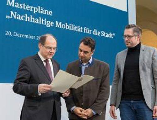 Bensheim: 120.000 Euro aus Berlin für bessere Luft