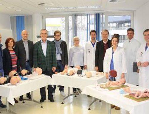 Mannheim: Reanimationspuppen verbessern Kinder-Notfallversorgung