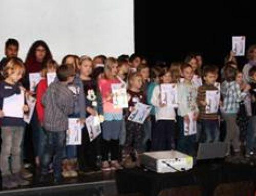 Mannheim: Kinder mit Agenda-Diplomen ausgezeichnet