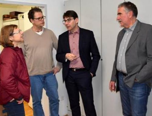 """Landau: Renovierung der """"Roten Kaserne"""" abgeschlossen – Umweltamt bezieht neue Büros"""