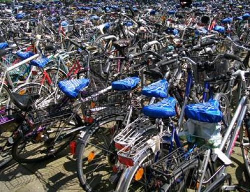 Heidelberg: 228 neue Fahrradstellplätze in 2017