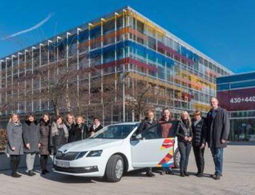 Heidelberg: Zonta Clubs übergaben Spezialfahrzeug