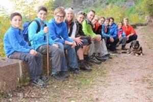 Wandergruppe Neckarsteig