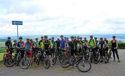 Mountainbike-Tour Sinsheim