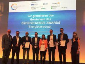 Gewinner Energiewende-Award 2018