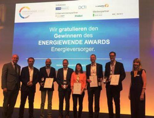 Stadtwerke Heidelberg gewinnen Energiewende-Award