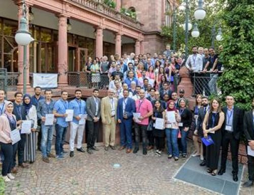 Heidelberg: Mediziner aus aller Welt feierten ihre Berufszulassung für Deutschland