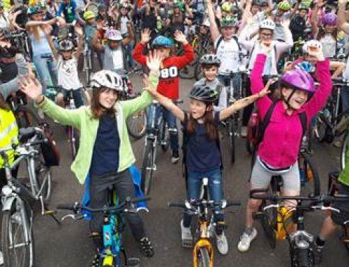 ADFC Rheinland-Pfalz fordert mehr Schulradwege-Planung