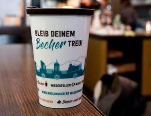 Umweltfreundlicher Coffee-to-go in Bensheim