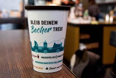 Becher-to-go