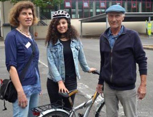 Stadt Landau und ADFC Landau/Südliche Weinstraße bieten Fahrradkurs für Frauen an