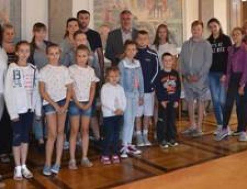 Landau: 15 weißrussische Kinder für Erholungsaufenthalt zu Gast