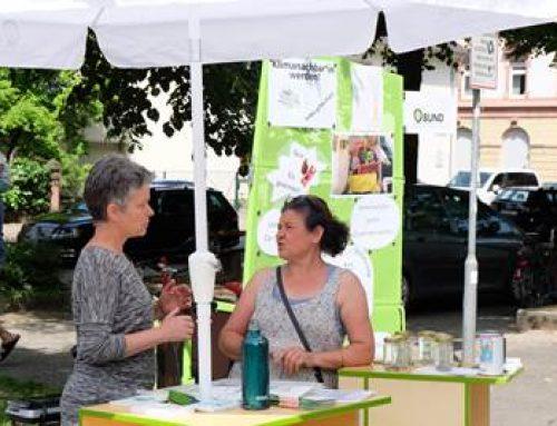 Über 40 Klimanachbarn in Heidelberg