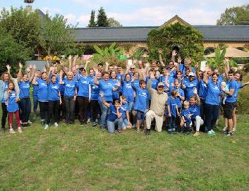 Heidelberg: Über 50 Helfer im Zoo beim Freiwilligentag